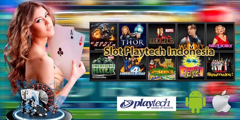 Daftar Situs Judi Slot Online Playtech Indonesia