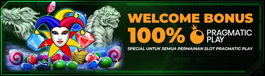 Situs Slot Bonus 100% New Member