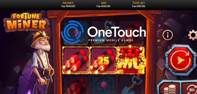Daftar Slot Online Onetouch Mudah Menang Terbaru 2021