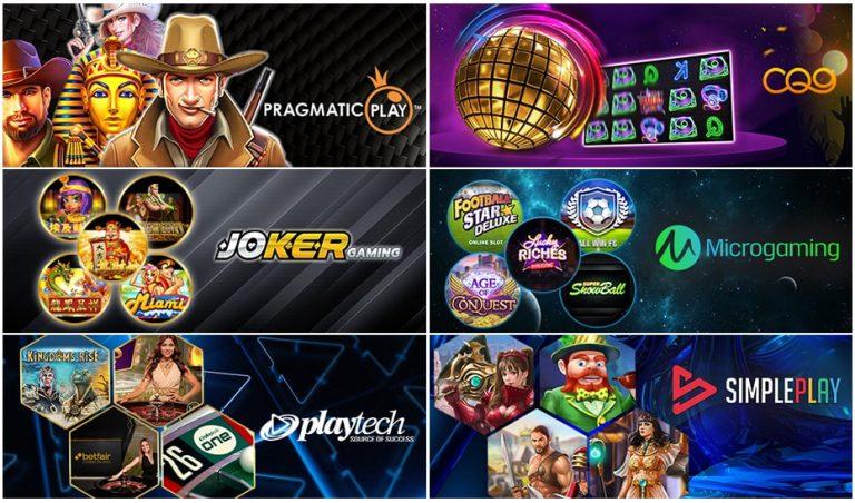Game Slot Pragmatic Play Bet Murah Bonus 100